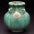 CCurtis 15 Aqua Shell Vase thumbnail