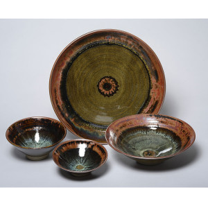davidarchibald-3iron-plate-and-3-bowls