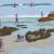 Cape Hedge Ledge, 12 x 18, oil on linen, © 2016 Rob Diebboll thumbnail