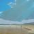 Summer Cloud, 32 x 48, oil on linen, © 2016 Rob Diebboll thumbnail