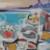 Harty #2, Island, 36 X 48, acrylic:mixed media, use for website thumbnail
