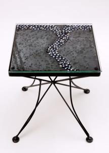 Stratton-Soap Stone table