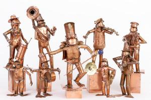 stuyf-frog band