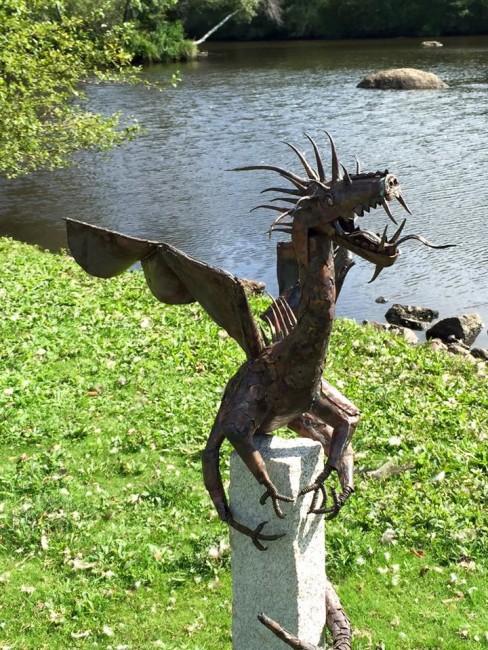 Bart Stuyf dragon