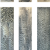 gonet_snow_6panels_graphiteindiainktransferoilencaustic thumbnail